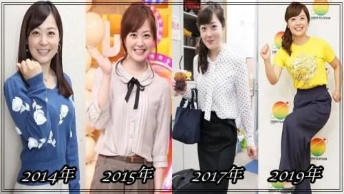 水卜麻美,アナウンサー,日本テレビ,可愛い,若い頃