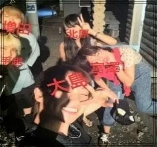 手越祐也,ジャニーズ,NEWS,メンバー,歴代彼女,北原里英