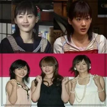 綾瀬はるか,女優,ホリプロ,綺麗,2005年