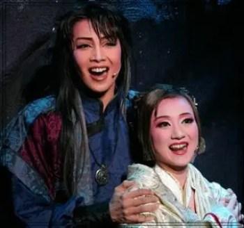 柚希礼音,宝塚歌劇団,85期生,星組,トップスター,2009年