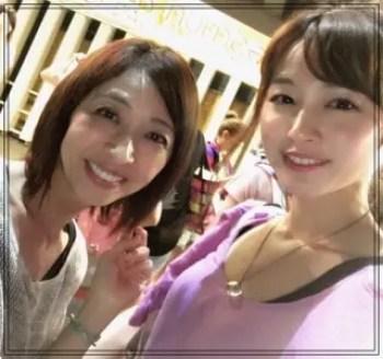新井恵理那,アナウンサー,セント・フォース,かわいい,母親,綺麗