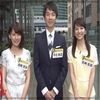 尾崎里紗,アナウンサー,日本テレビ,入社当時,2015年