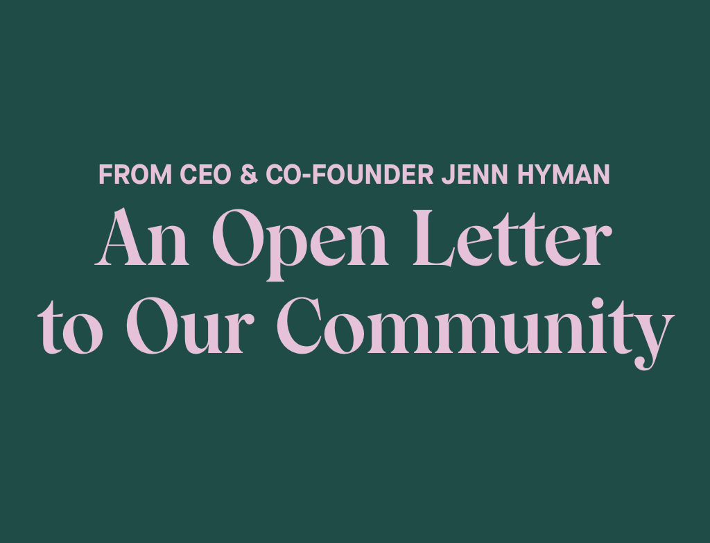 An Open Letter from CEO Jenn Hyman on the Future of Subscription