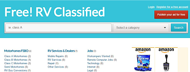 100% FREE classified ads! No membership required!