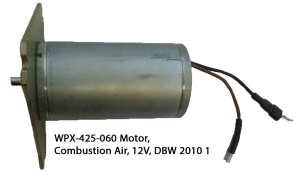 WPX-425-060 Motor, Combustion Air, 12V, DBW 2010 1