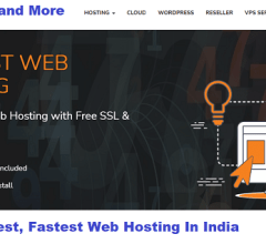 Cheapest Web hosting in india 2021