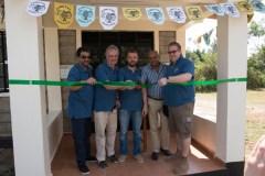 Eröffnung Boarding-House für Jungen