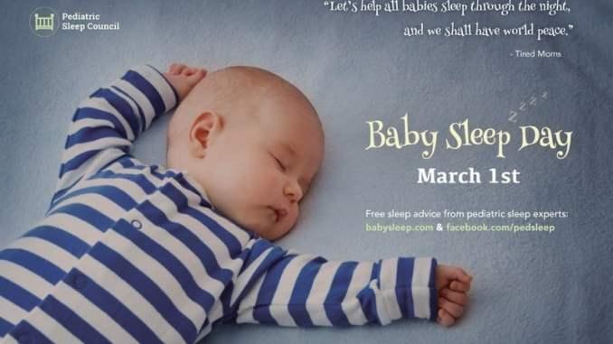 baby sleep day