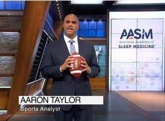 aaron taylor defend your sleep