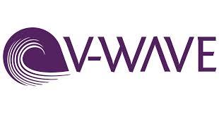 V-wave logo