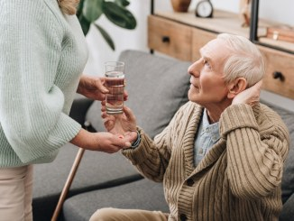 elderly man COVID-19 Related Drug Shortages