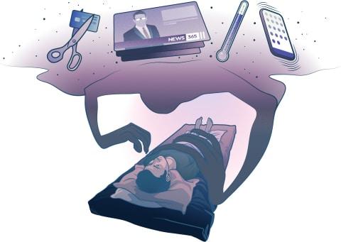 Sleep cycle sleep and mental health