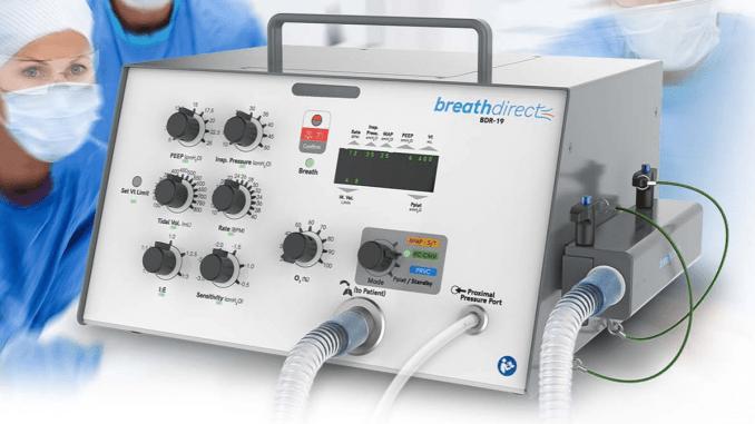 breathdirect bdr 19