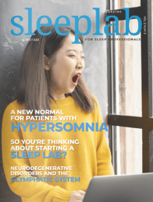 sleep lab magazine sept/oct 2021