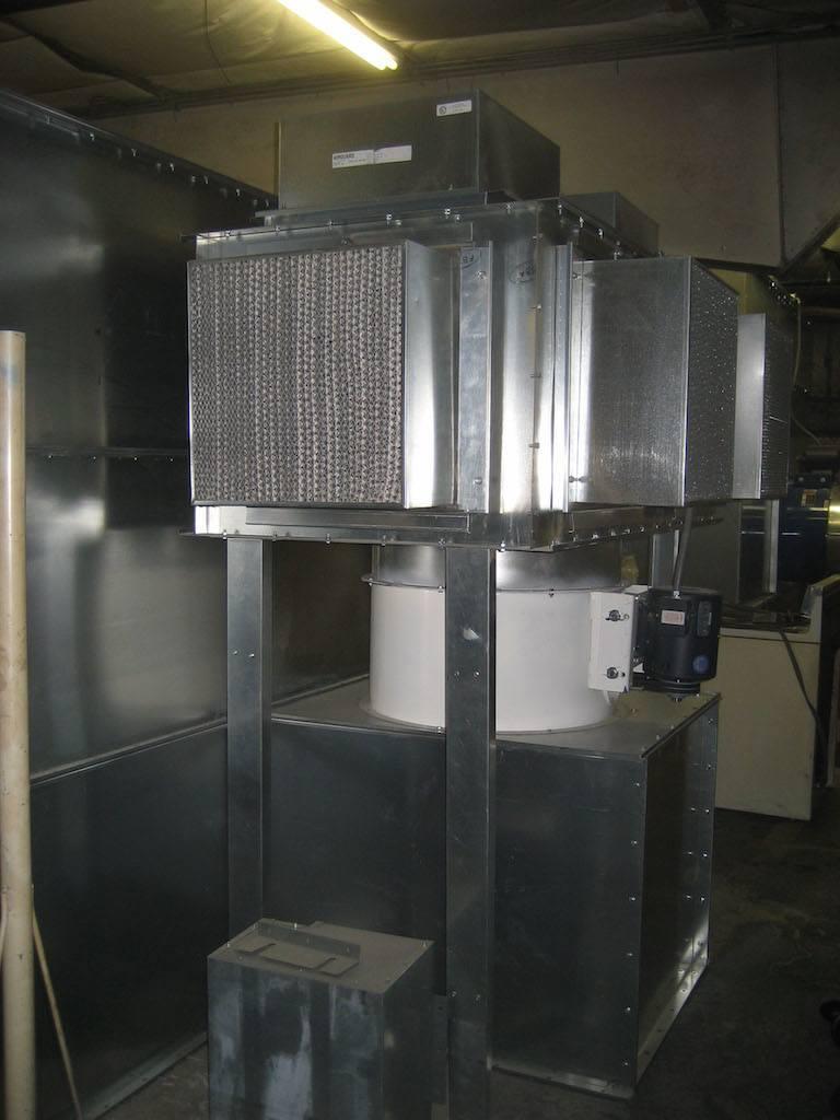 batch powder booths rtt solutions