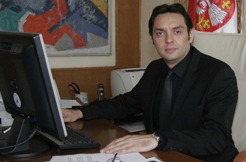 Ministar Vulin u dvodnevnoj poseti Kosovu i Metohiji