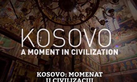"""Трибина и пројекција филма """"Косово-моменат у цивилизацији"""" у четвртак у Митровачком двору"""