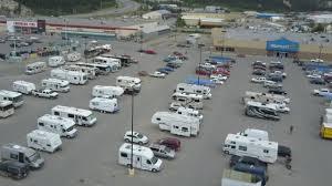 Walmart Flagstaff RV parking