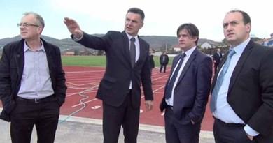 Atletski stadion fascinirao goste iz Goražda