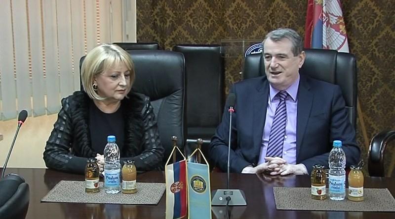 Dejanović: DUNP ima potencijale za naučna istraživanja