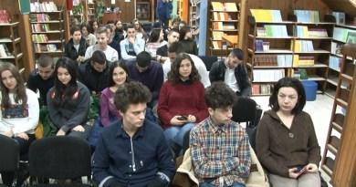 Srednjoškolcima predstavljen Evropski dnevnik