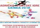 Počinju Radničke sportske igre u Sjenici