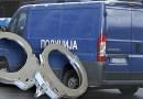 Uhapšen zbog ometanja policije