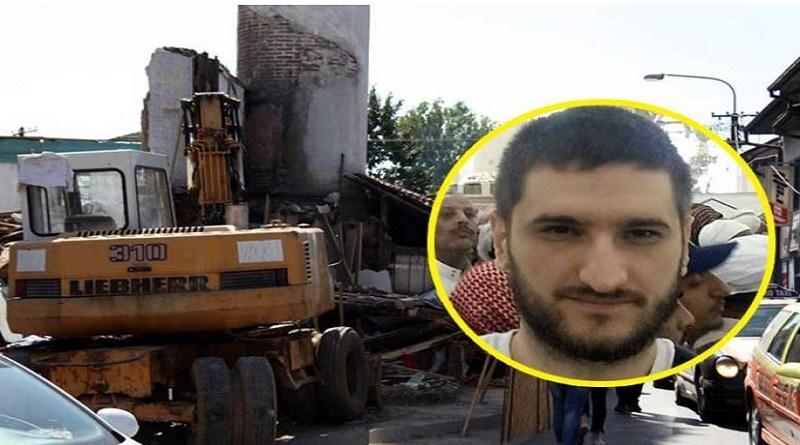 """""""Ovo nije restauracija, obnova, konzervacija, rekonstrukcija – ovo je rušenje Arap džamije"""""""