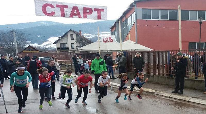 Saima Murić pobednica Sretenjske trke