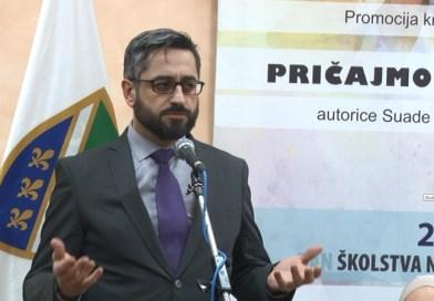 """Sutra uručenje nagrade """"Amir Dautović"""" profesoru Seadu Šemsoviću"""