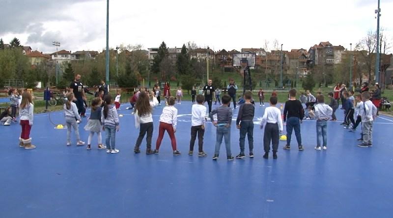 I predškolci obeležili Dan grada
