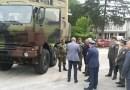 MINISTAR ODBRANE U PRIBOJU: Nova vozila za vojsku, novac za male akcionare