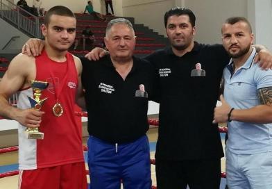 Džejlan Toskić najbolji strani bokser na Beranskoj rukavici