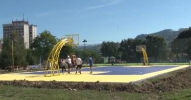 Sportsko-rekreativni centar veliko gradilište