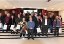 Grad ispratio prosvjetne radnike u penziju, Biševac uručio prigodne poklone