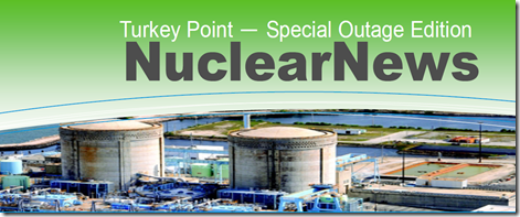 Turkey Point Nuclear Power Plant First in the Industry to Debut Auto-ID Foreign Material Exclusion Tracking Program (1/2)