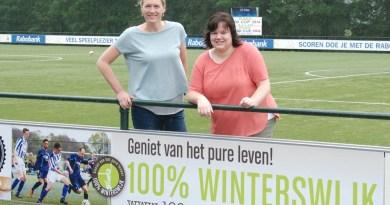onthulling 100 Winterswijk bord
