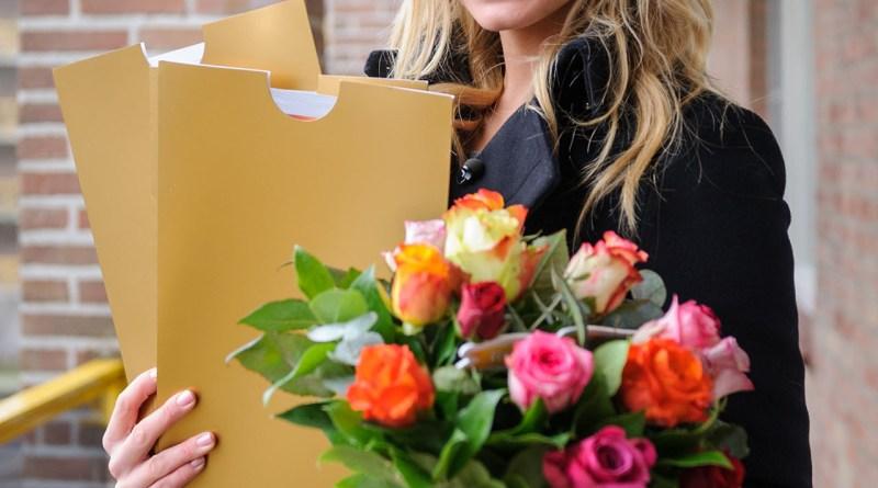 Stockbeeld Postcode Loterij ambassadeur Nicolette van Dam