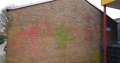 muren graffiti