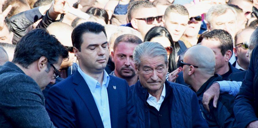 Protesta e opozitës-Basha: Kjo është thirrja e popullit