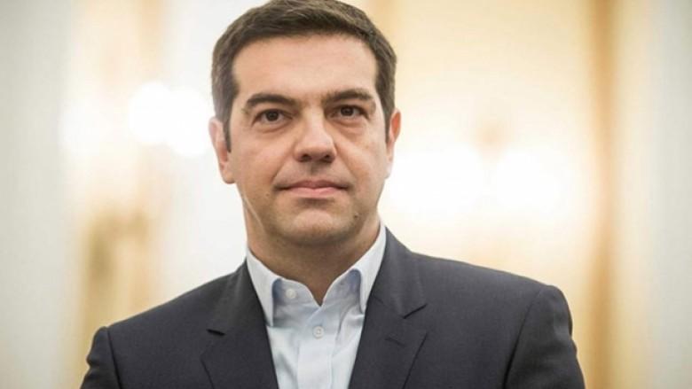 Tsipras: Kombi maqedonas s'ka ekzistuar asnjëherë