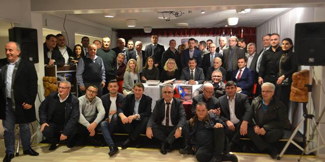 SKANDALOZE-Me vendim arbitrar të ministrit,mbyllet Qendra Kulturore e Kosovës në Malmö