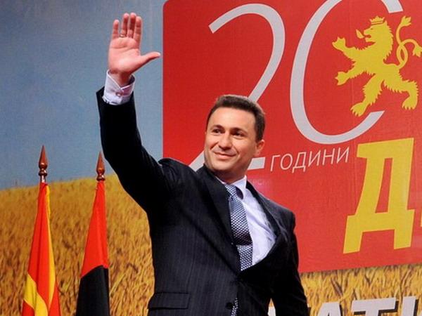 Lëshohet urdhri, policia kërkon Gruevskin