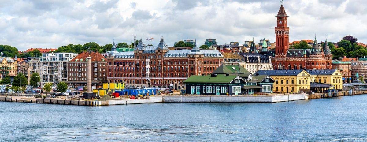 Mbyllet Fondi për Raste të Jashtëzakonshme në Helsingborg - Suedi