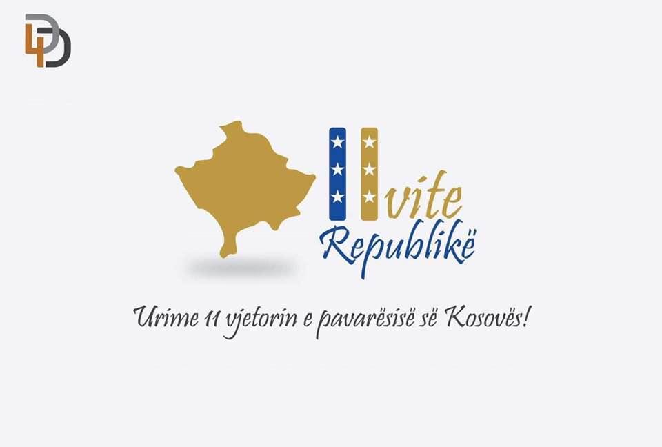 11 vite Republikë