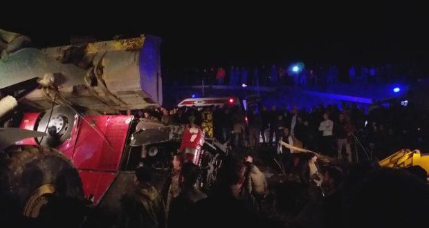 Ka shkuar numri në 13 të vdekur dhe shumë të lënduar në aksidentin tragjik të autostradës Shkup-Tetovë