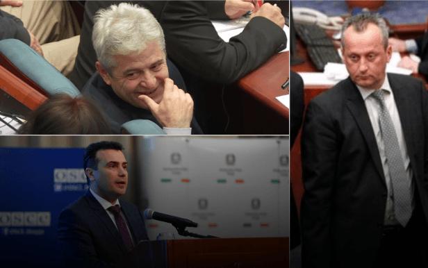 Veljanovski përçan koalicionin LSDM-BDI!?