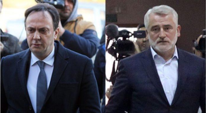 Menduh Thaçi dhe Sasho Mijallkov dënohen me nga 3 vite burg