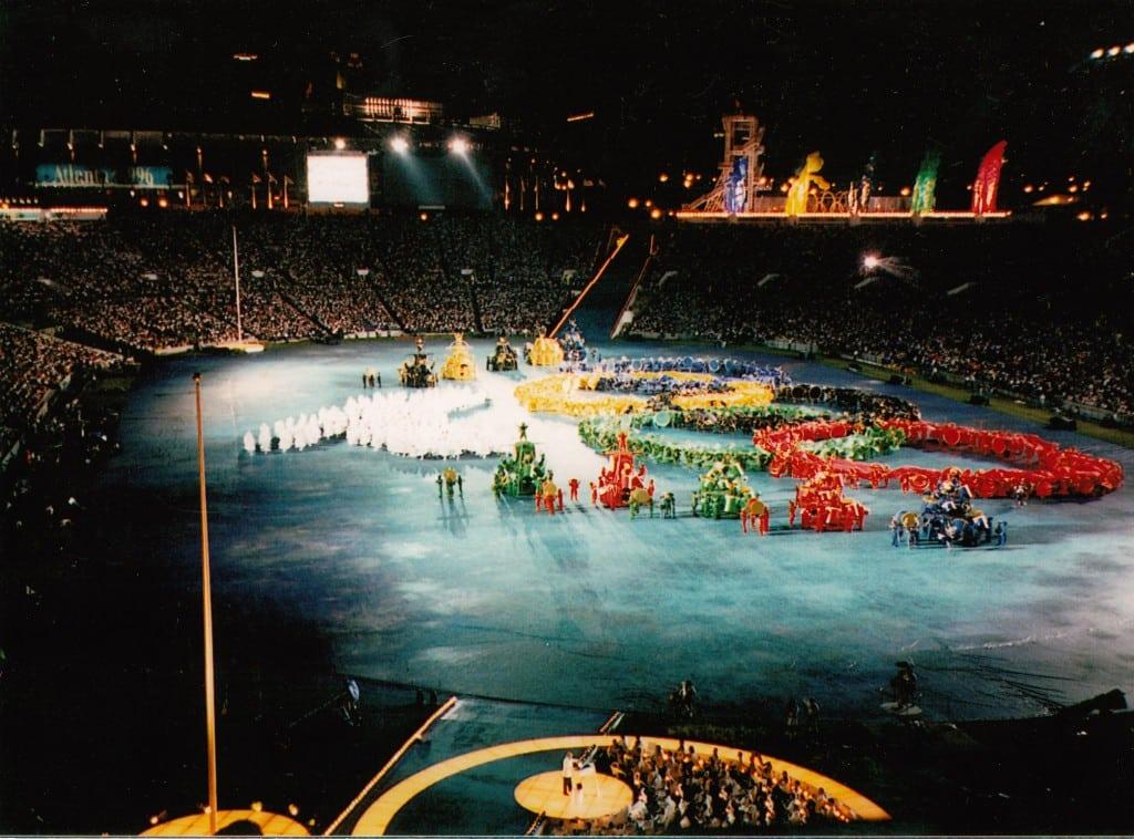 Atlanta Olympic Games, 1996
