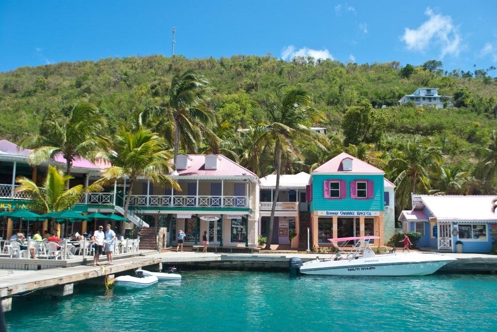 Tortola BVI Photo Of The Day Round The World In 30